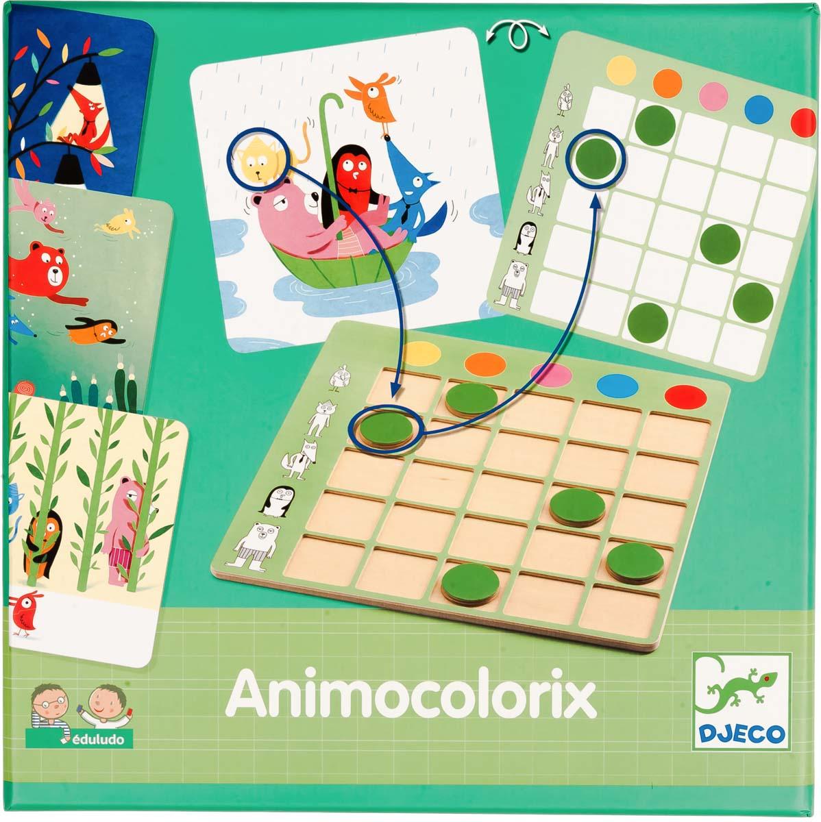 Dečija edukativna igračka ANIMOCOLORIX
