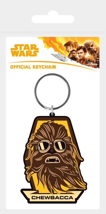 Privezak za ključeve STAR WARS SOLO Chewbacca
