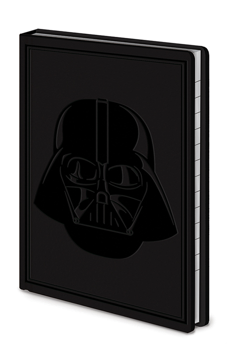 Notes Premium A6 STAR WARS Darth Vader