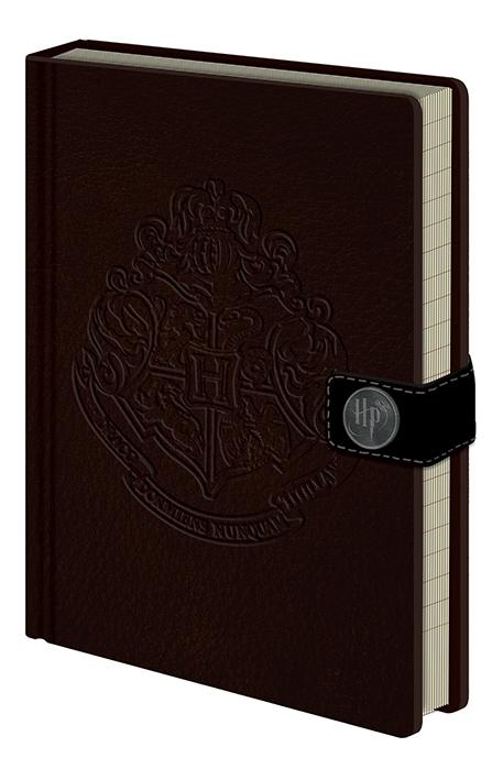 Notes Premium A5 HARRY POTTER Hogwarts Crest