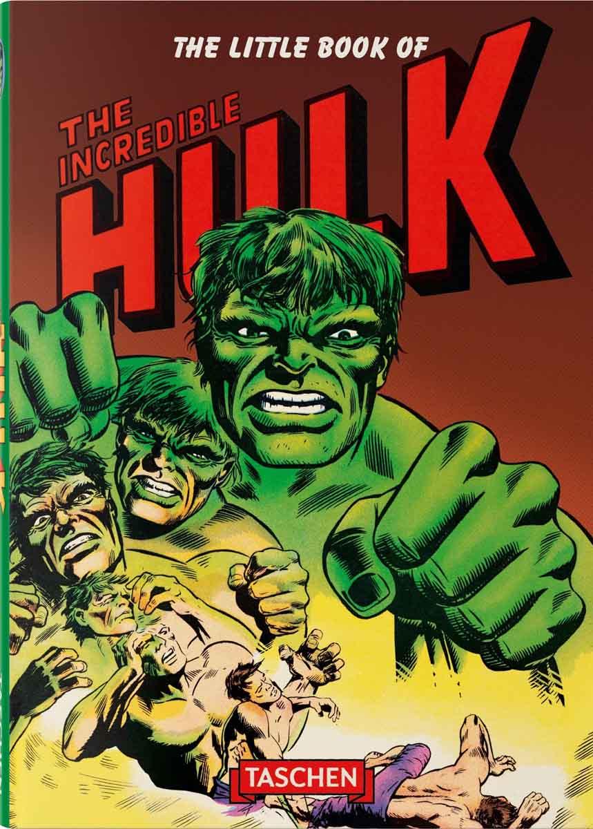 THE LITTLE BOOK OF HULK