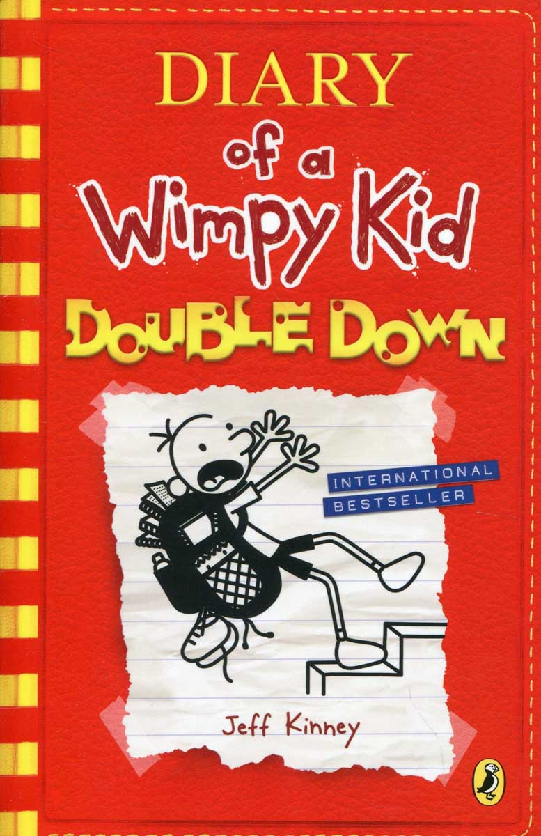 DIARY OF A WIMPY KID DOUBLE DOWN (BOOK 11)