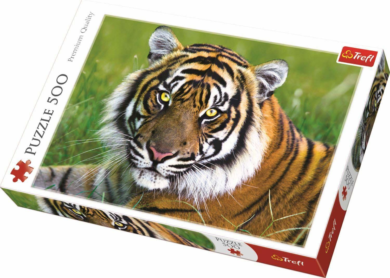 Puzzle TREFL Tiger 500