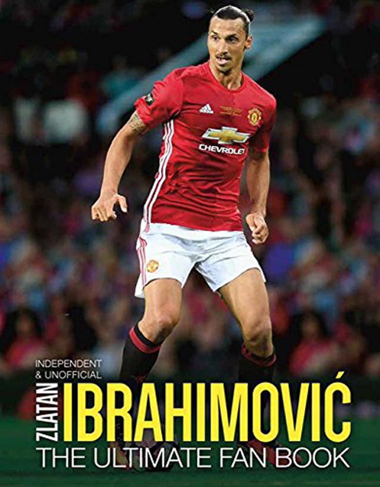 ZLATAN IBRAHIMOVIC ULTIMATE BOOK