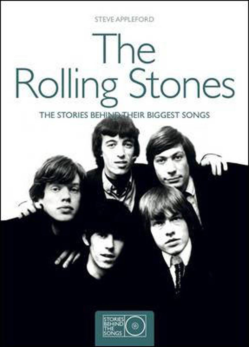 ROLLING STONES THE STORIES BEHIND THE SONGS