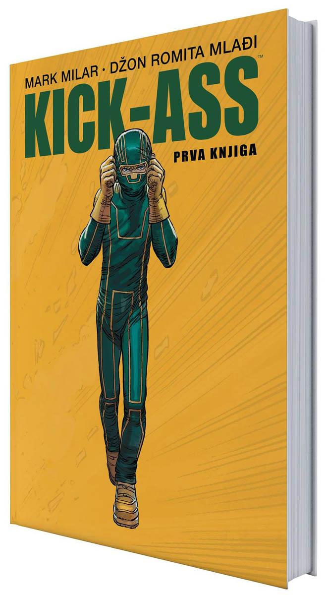 KICK ASS 1 knjiga