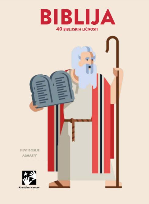 BIBLIJA 40 biblijskih ličnosti