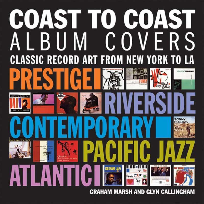 COAST TO COAST ALBUM COVERS