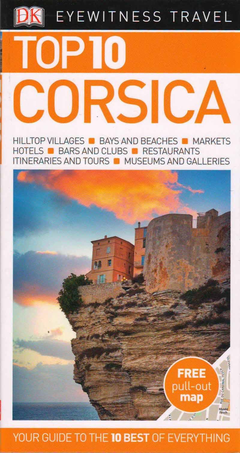 CORSICA TOP 10