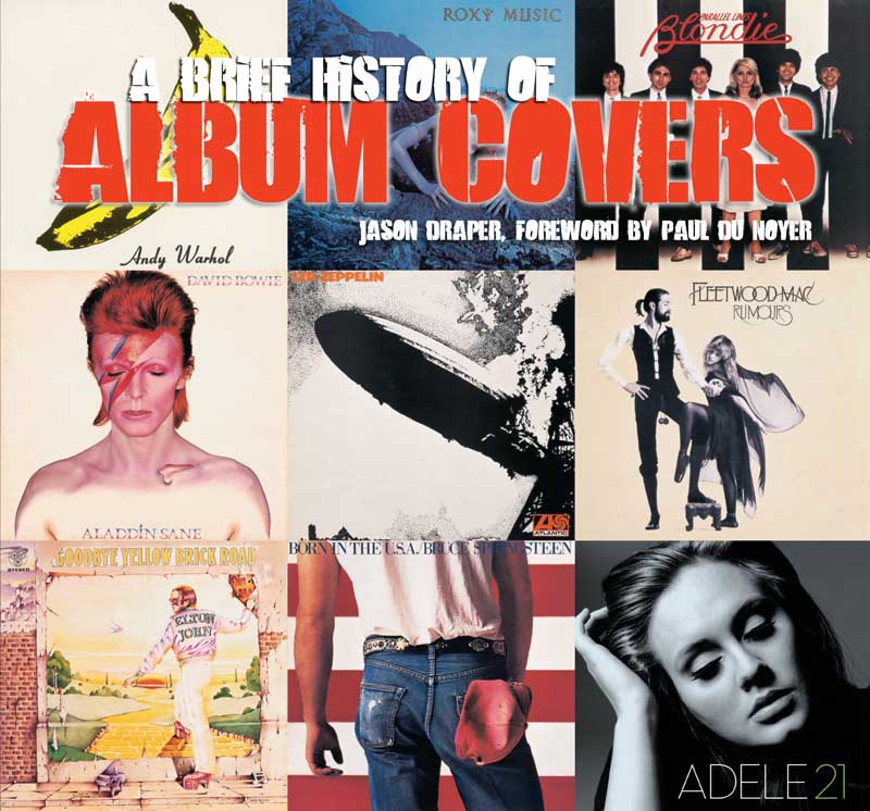 A BREEF HISTORY OF ALBUM COVERS