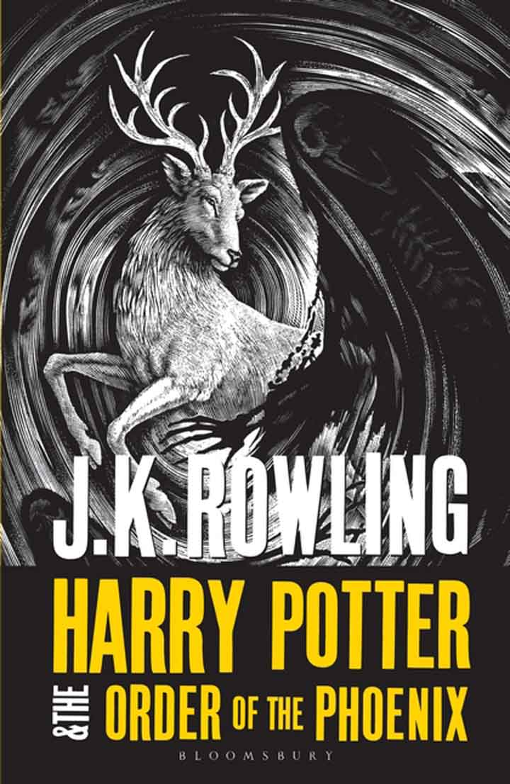HARRY POTTER AND THE ORDER OF PHOENIX adult