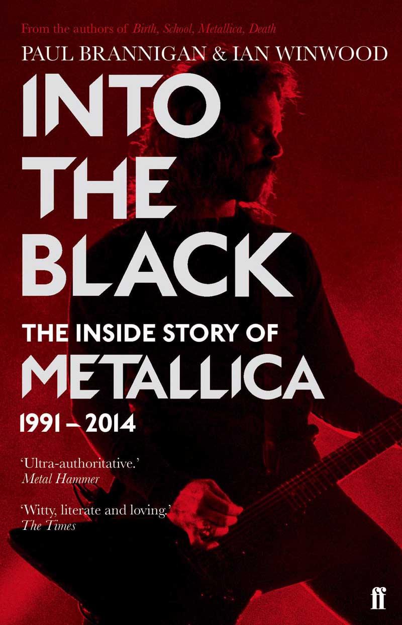 INTO THE BLACK METALLICA