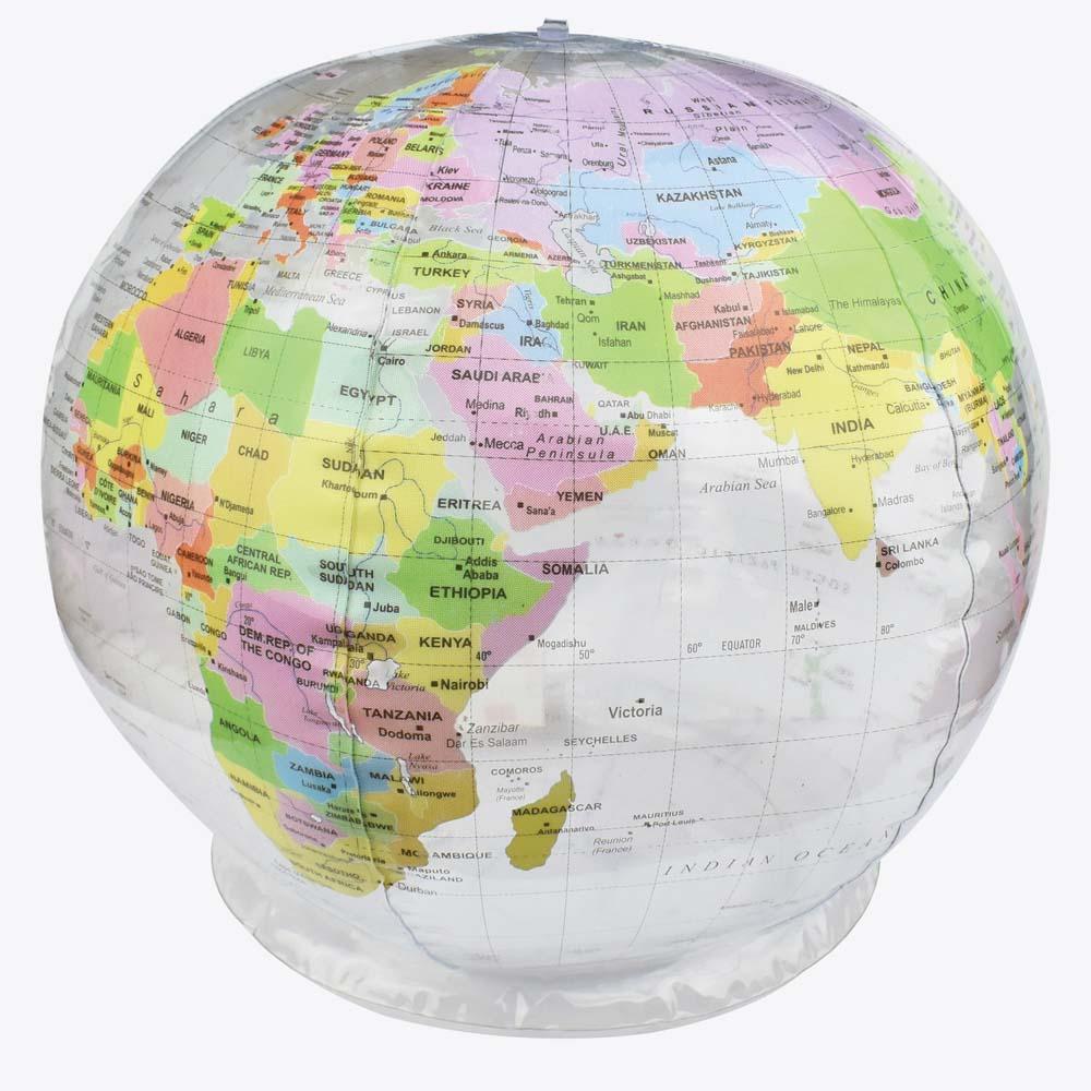 Globus na naduvavanje INFLATABLE GLOBE