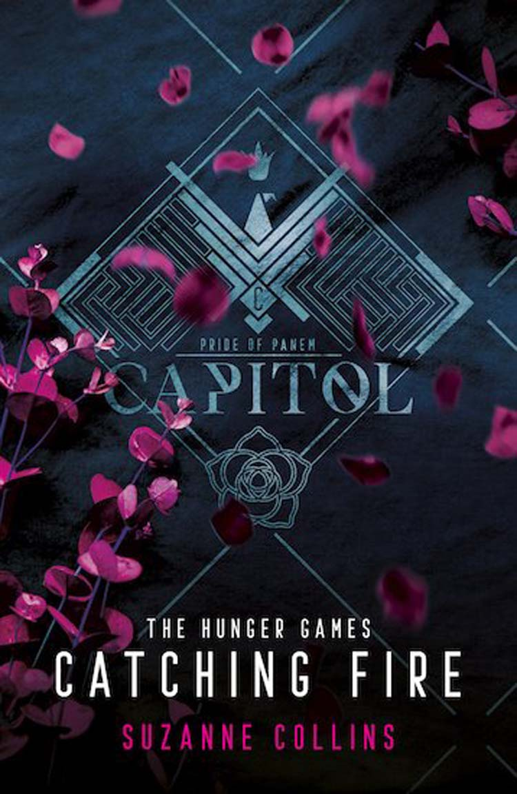 CATCHING FIRE, The Hunger Games 2