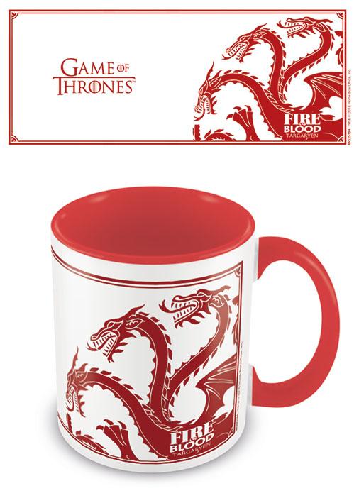 Šolja GAME OF THRONES Targaryen (Red)