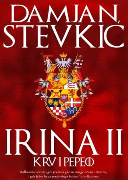 IRINA II Krv i pepeo