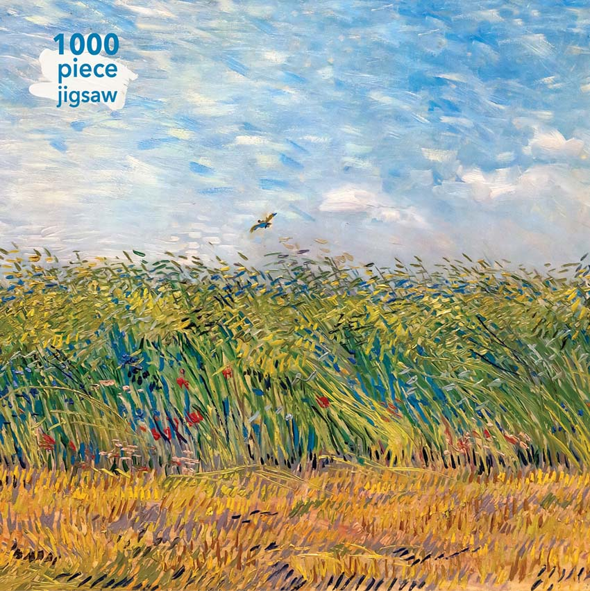 Puzzle VINCENT VAN GOGH Wheat Field with a Lark 1000