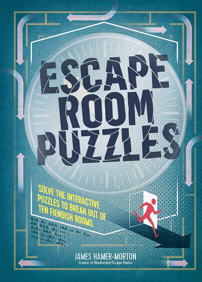 ESCAPE ROOM PUZZLE BOOK