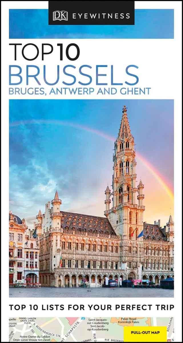 BRUSSELS BRUGES ANTWERP AND GHENT TOP 10