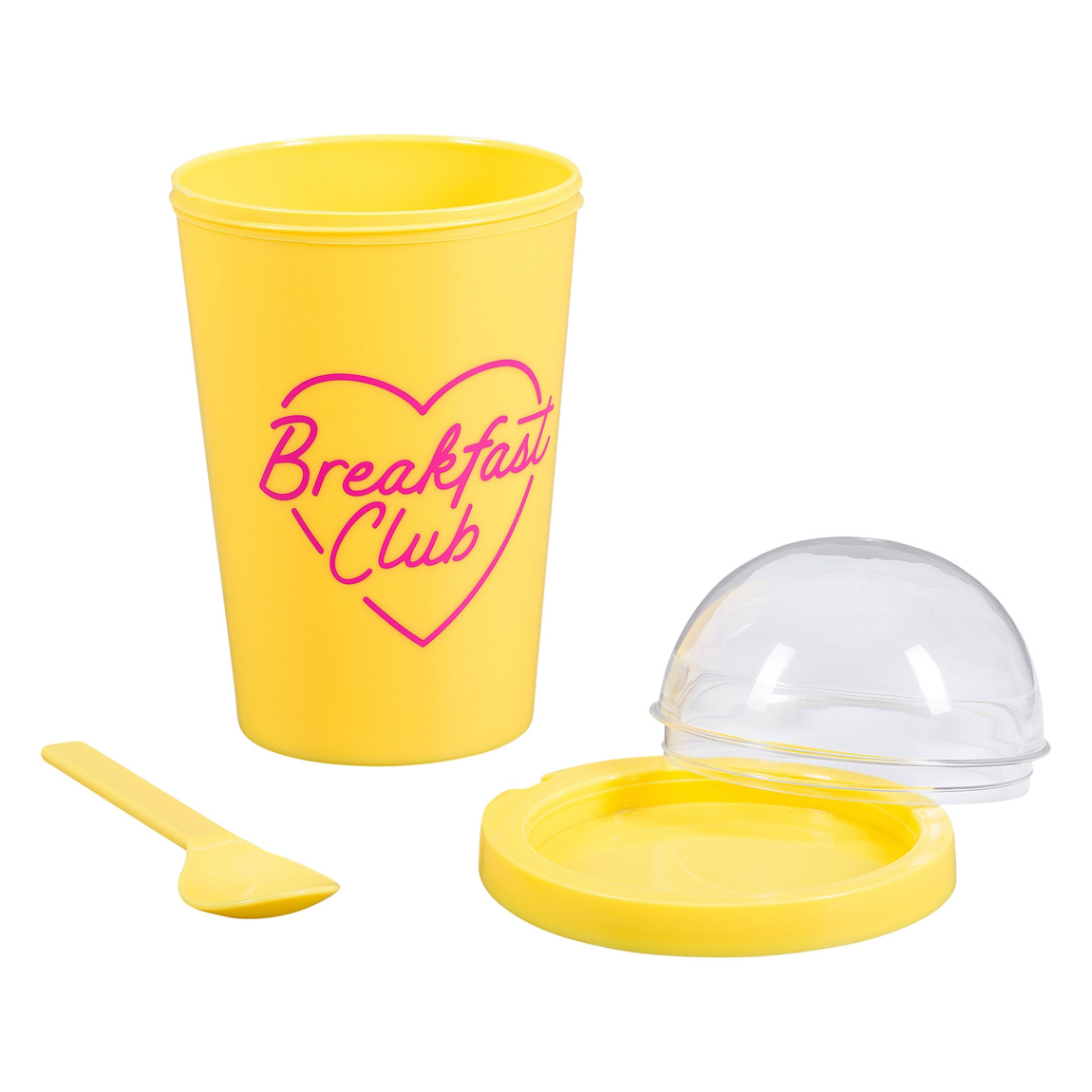 Čaša BREAKFAST CLUB