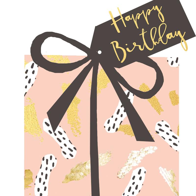 Rođendanska Čestitka PIANO GIFT BOX
