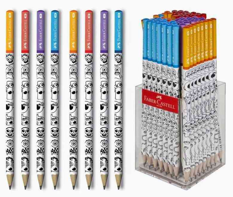 AMPHORA FABER CASTEL <br /> Grafitna olovka 2B
