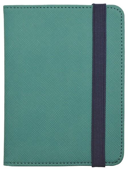 Futrola za pasoš i kartice RFID BLOCKING Turquoise