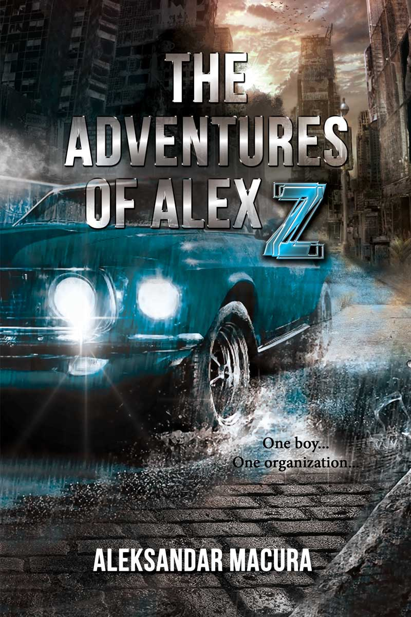 THE ADVENTURES OF ALEX Z