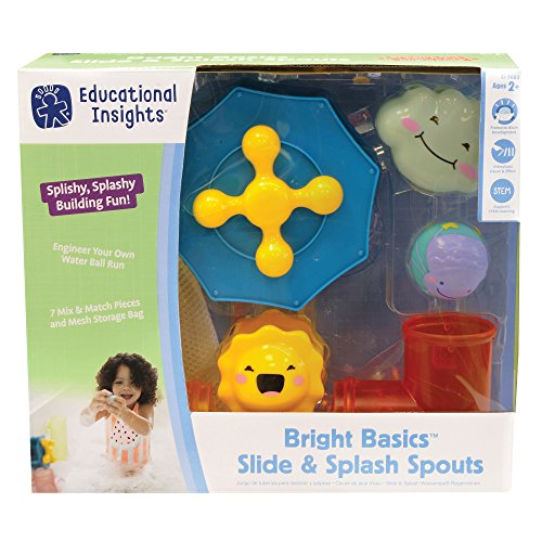 Igračka BRIGHT BASICS SLIDE SPLASH SPOUTS