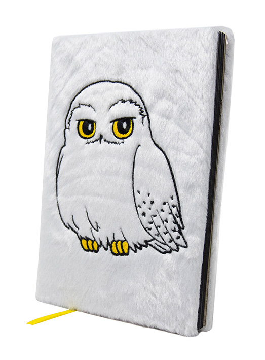 Notes Premium A5 HARRY POTTER Fluffy Hedwig