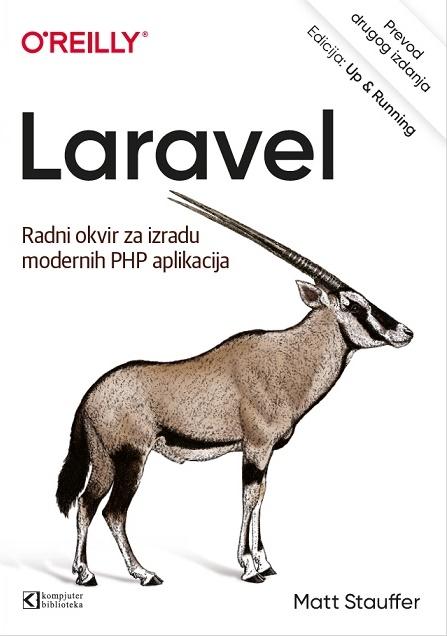 LARAVEL Radni okvir za izradu modernih PHP aplikacija