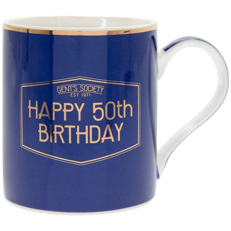 Rođendanska šolja (50) GENTS SOCIETY
