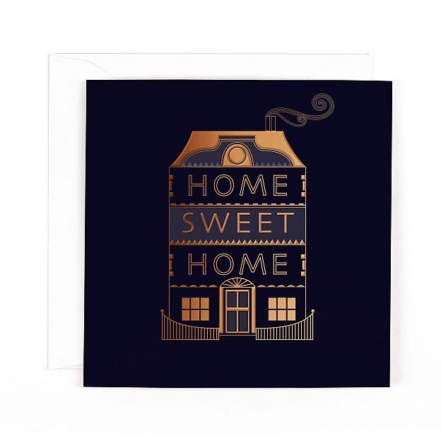 Čestitka za useljenje : NEW HOME
