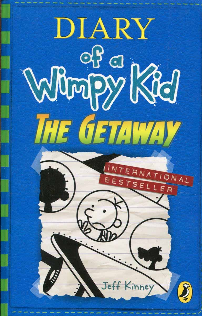 THE GATEAWAY Diary of a Wimpy Kid book 12