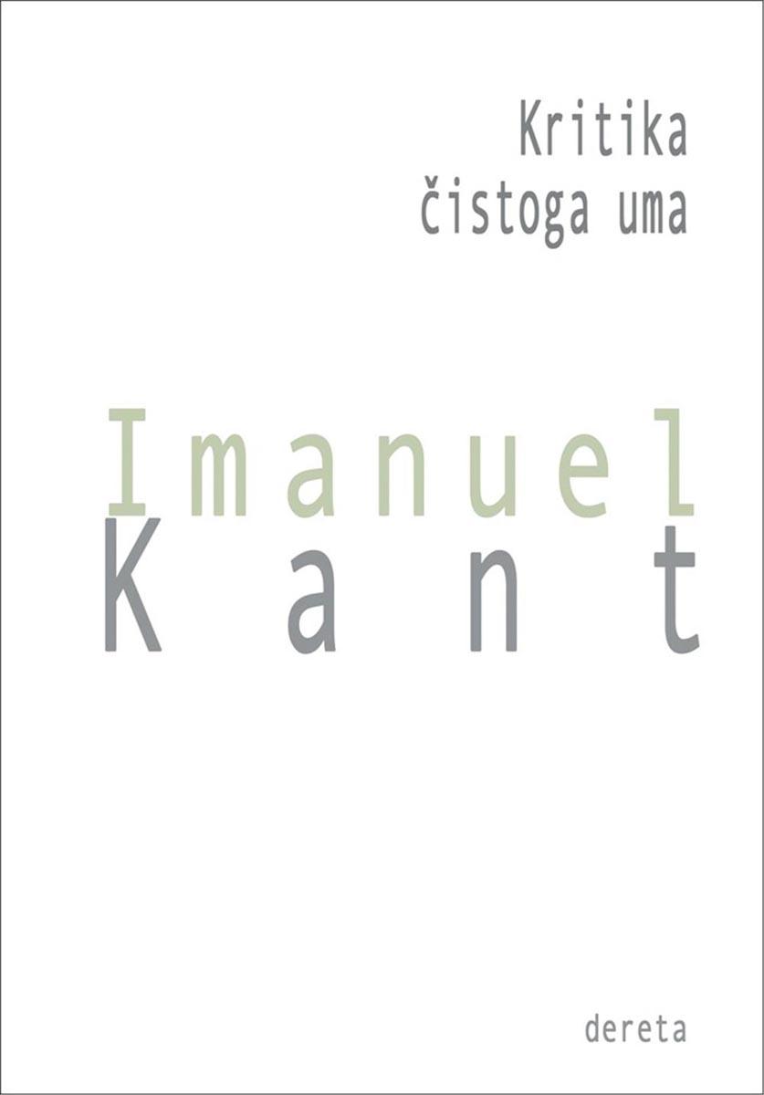 KRITIKA ČISTOG UMA III izdanje