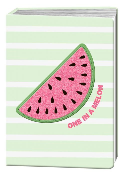 Notes A5 HAPPY ZOO Watermelon