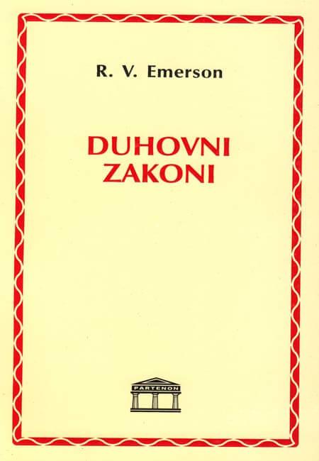 DUHOVNI ZAKONI II izdanje