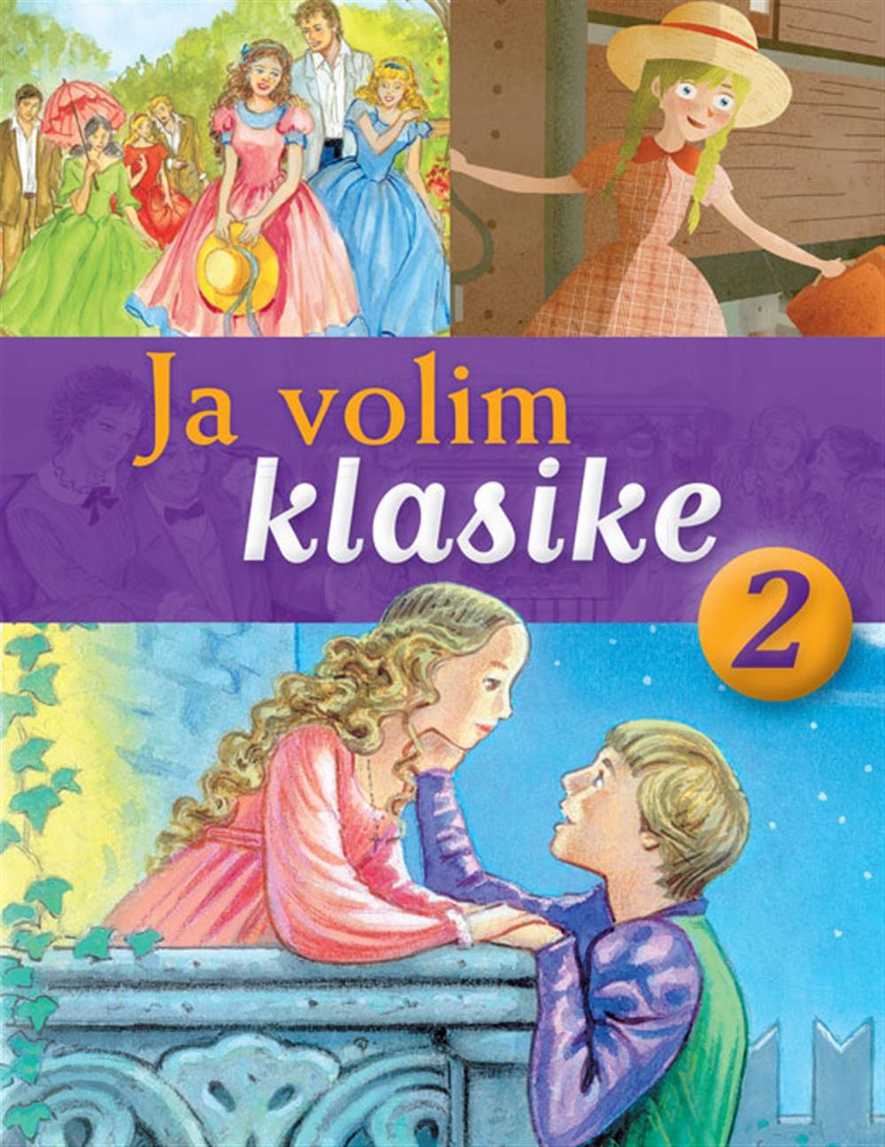 JA VOLIM KLASIKE 2 Devojčice Polijana i Romeo i Julija