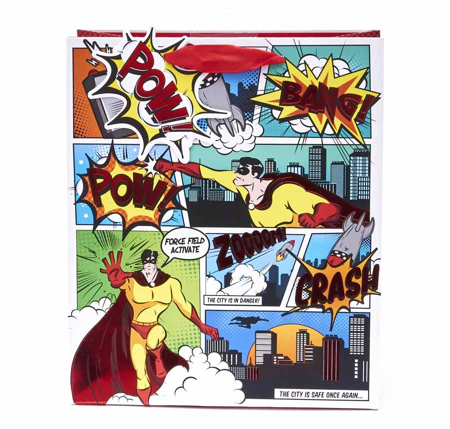 KESA COMIC BOOK M