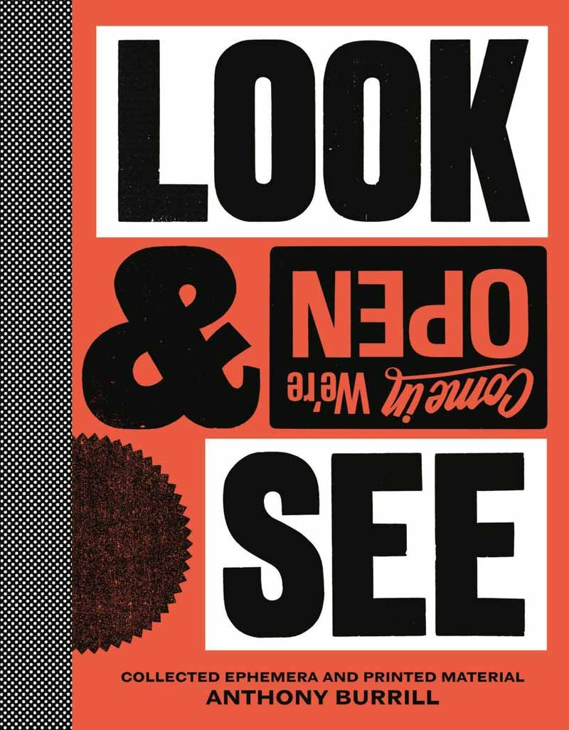 ANTHONY BURRILL: LOOK AND SEE
