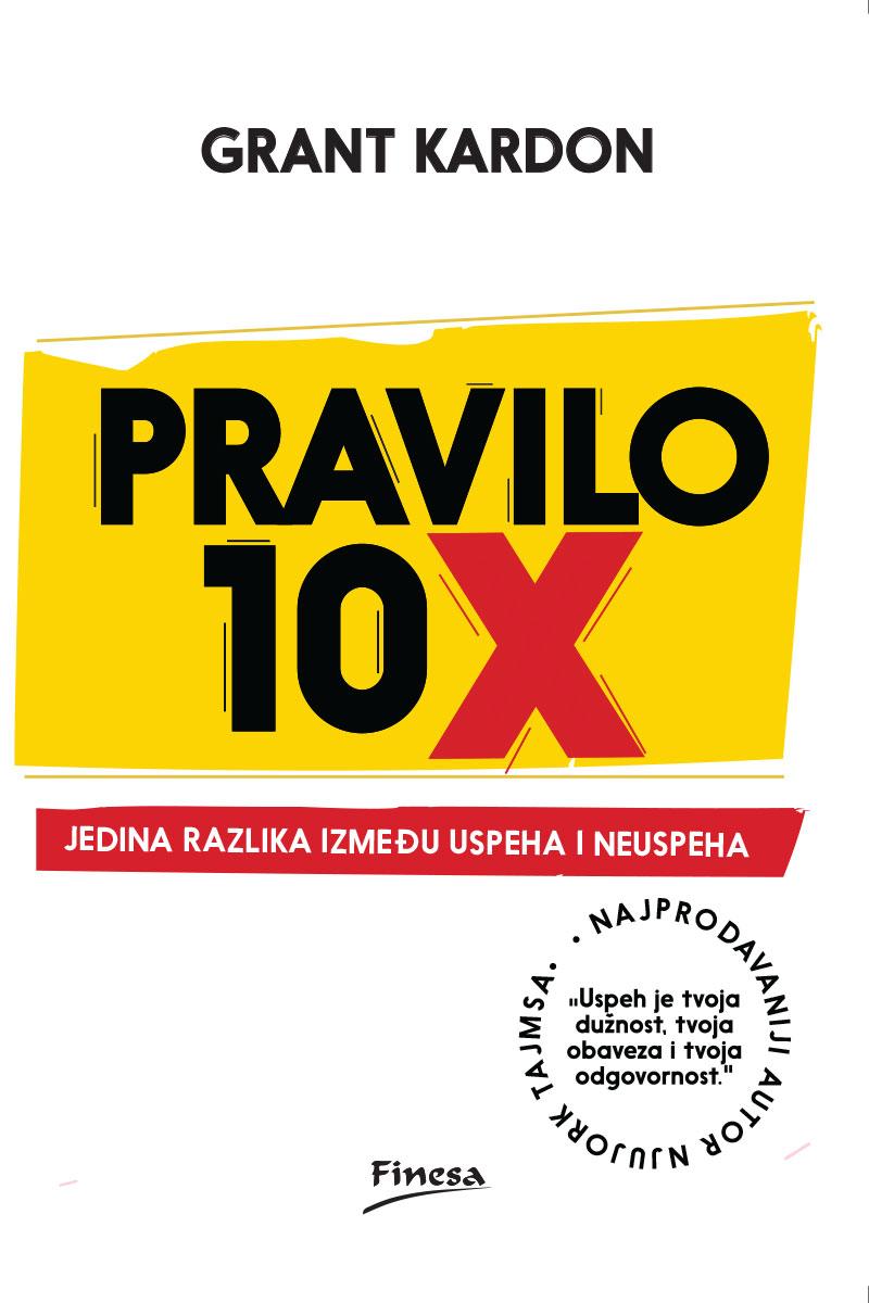 PRAVILO 10X
