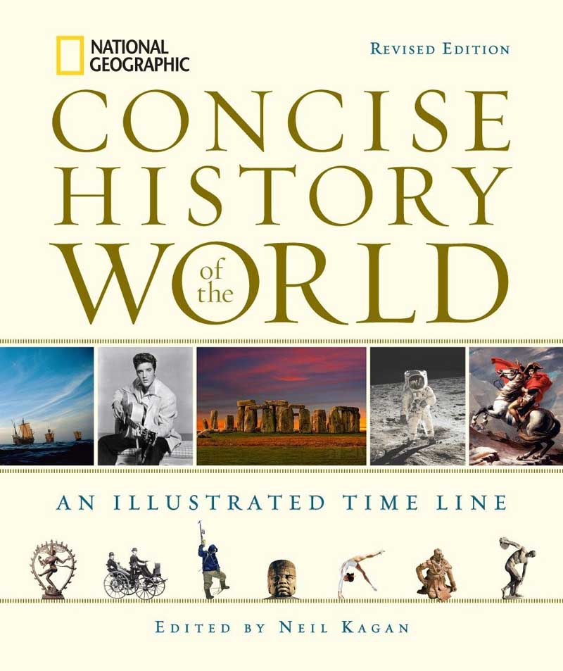 CONCISE HISTORY OF THE WORLD