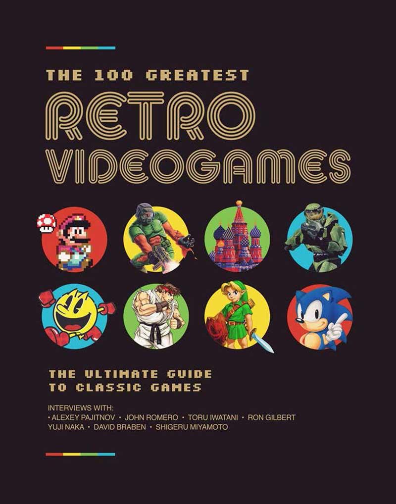 THE 100 BEST RETRO VIDEO GAMES