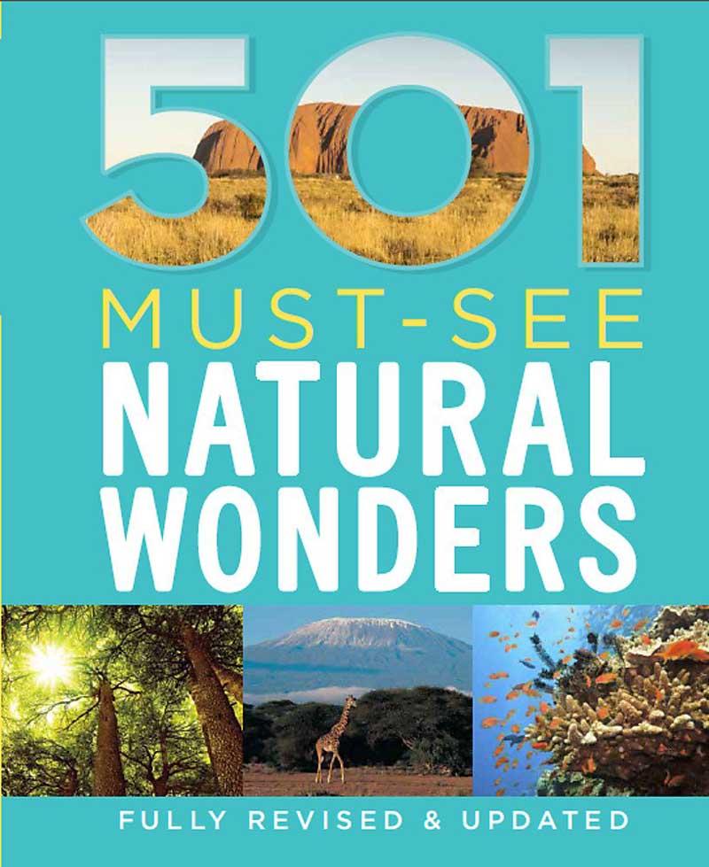 501 MUST VISIT NATURAL WONDERS hb