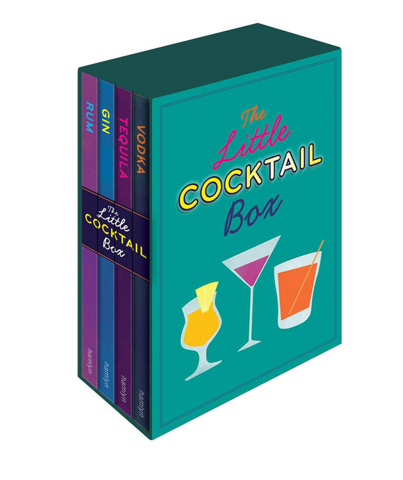 THE LITTLE COCKTAIL BOOK