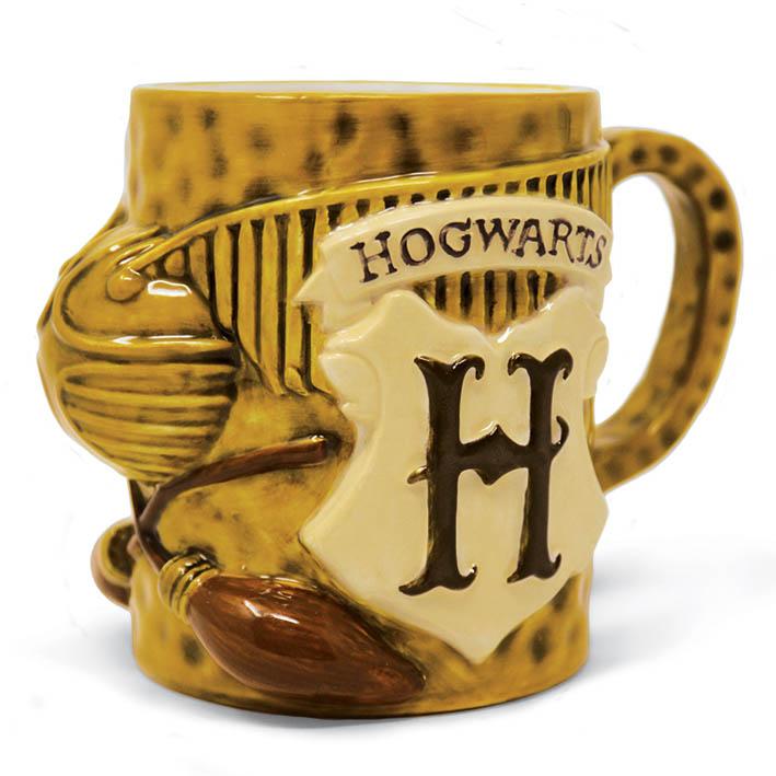 Šolja HARRY POTTER Quidditch 3D