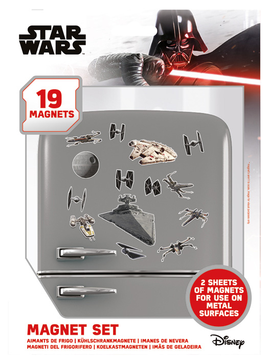Set magneta za frižider STAR WARS