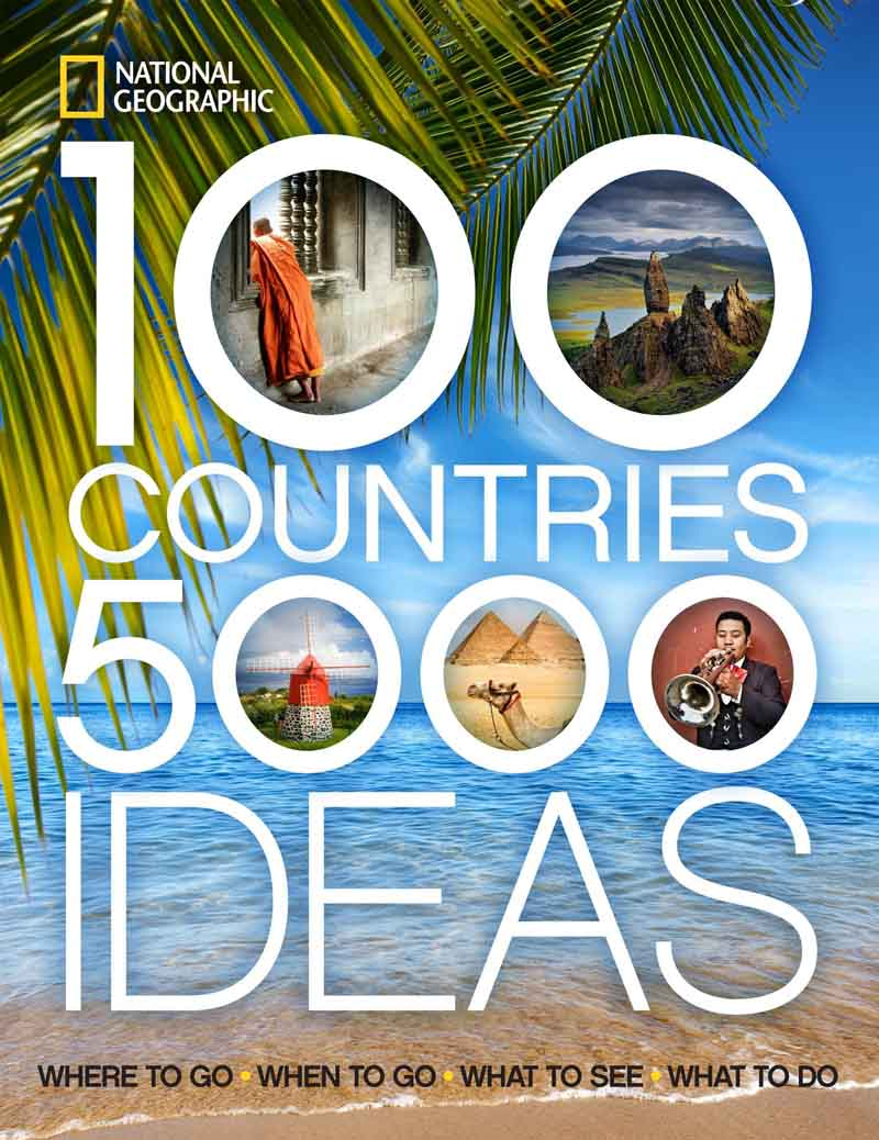 100 COUNTRIES 5000 IDEAS