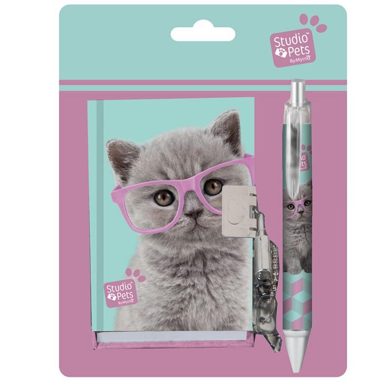 Dnevnik i olovka set - PETS