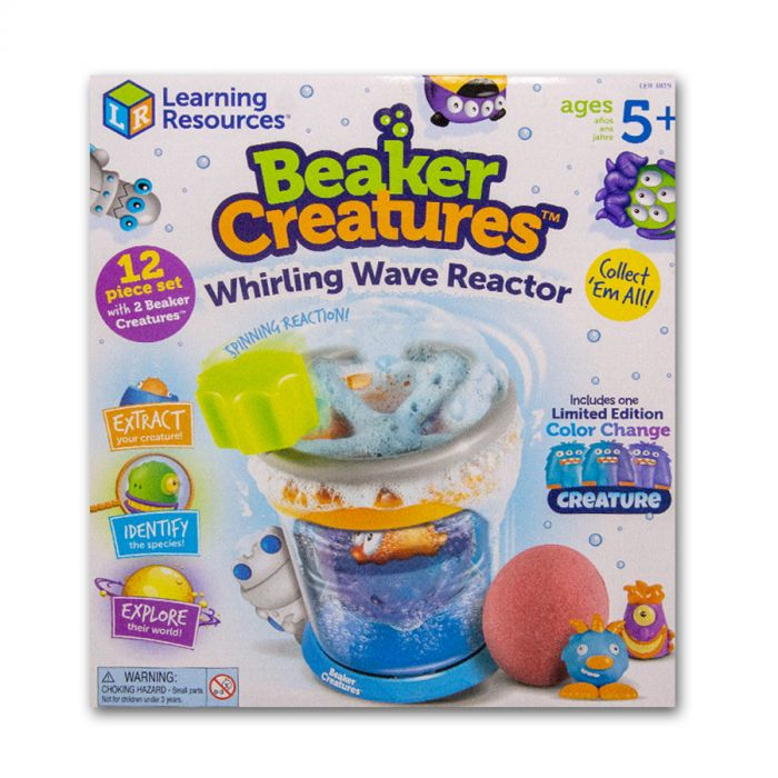 Igračka BEAKER CREATURES WHIRLING WAVE REACTOR